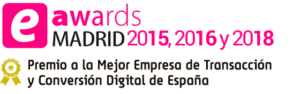 Logo eAwards Madrid 2018
